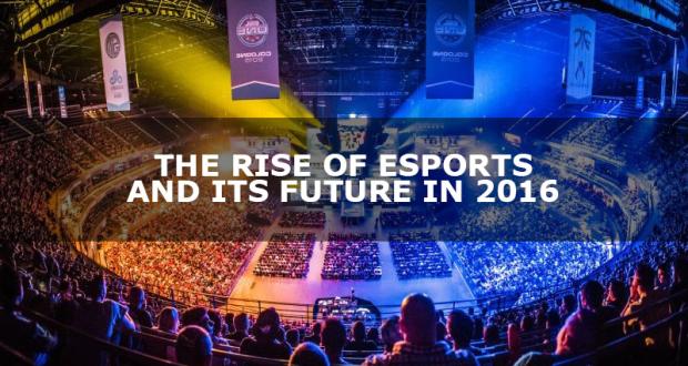 27 Experten über den Aufstieg des eSports und die Aussichten für 2016