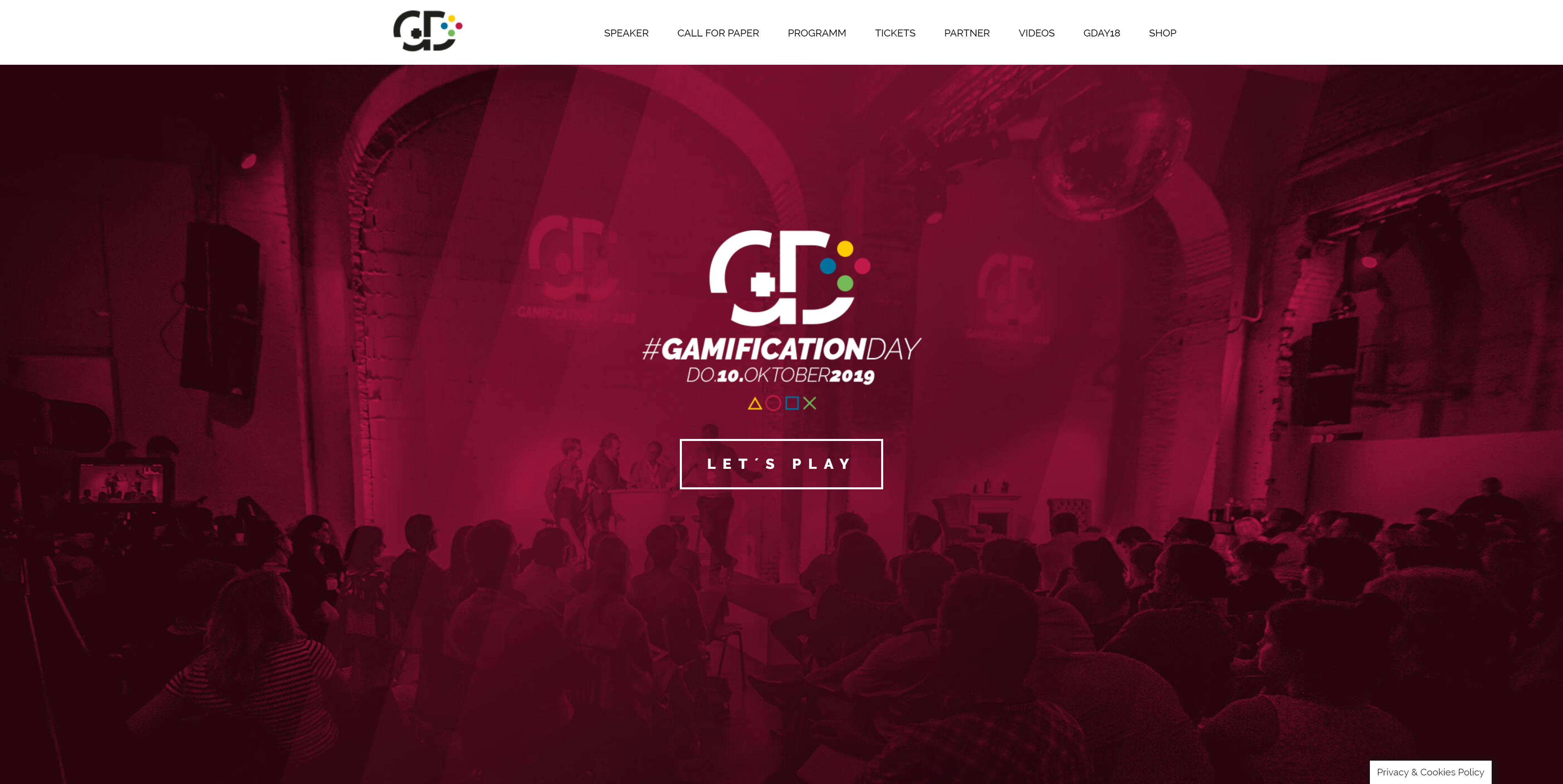 GamificationDay 2019: Ethik der Gamification