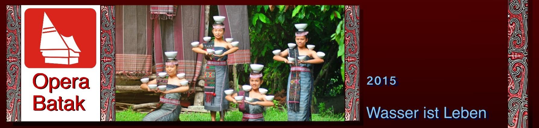 Opera Batak 2015 – Frauen am Rande des Sees