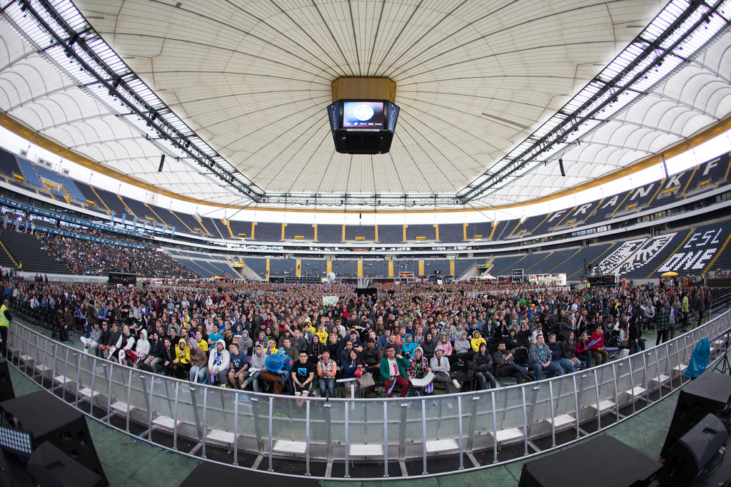 eSport im Stadion – Gamingevents der Superlative
