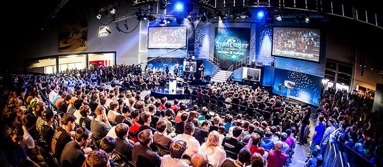 Starcraft 2 BlizzCon-Event (Foto: ESL)