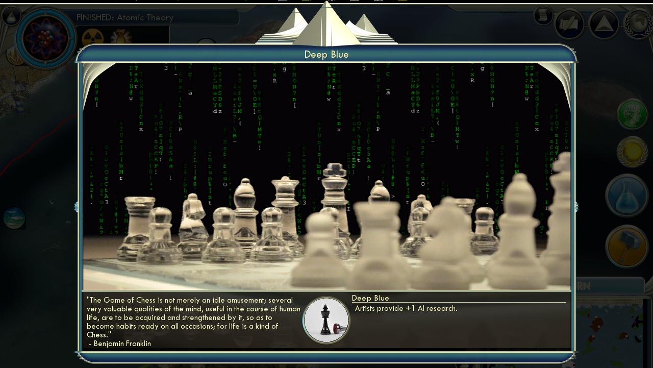 KI-Mod für Civilization V: Spielerisch mit einer künstlichen Intelligenz die Menschheit zerstören!