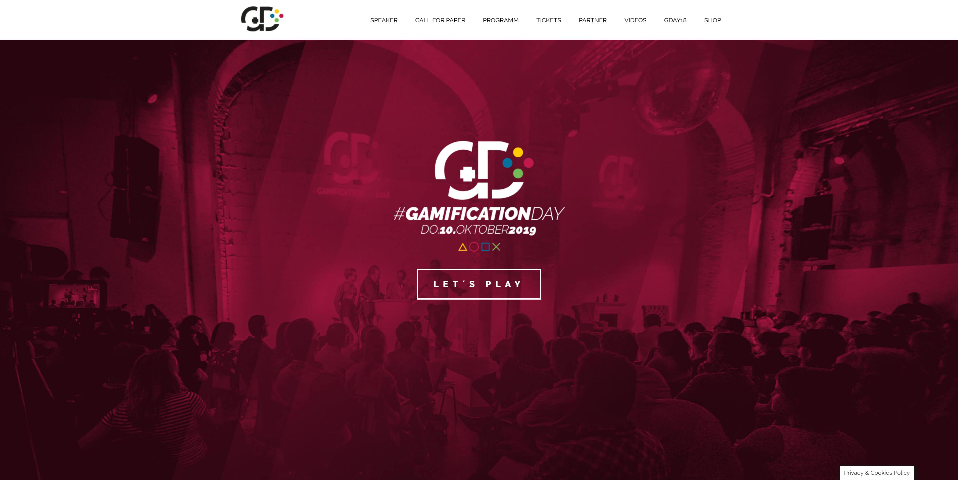GamificationDay 2019: Ethik der Gamification